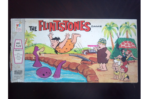 The Flintstones Game | A Board Game A Day