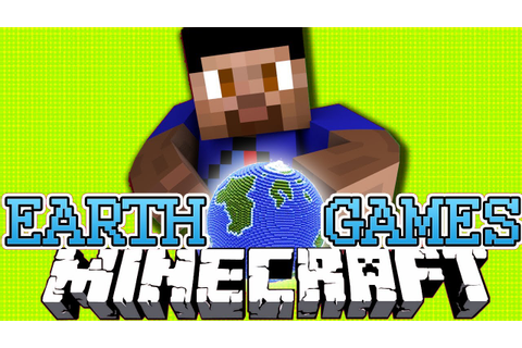 Minecraft EARTH GAMES #2 with Vikkstar & Nooch (Minecraft ...