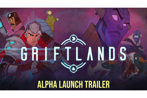 Griftlands E3 2019 Announcement Trailer - YouTube