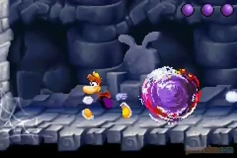 Gameplay Rayman contre les Lapins Crétins : Bute bunnies ...