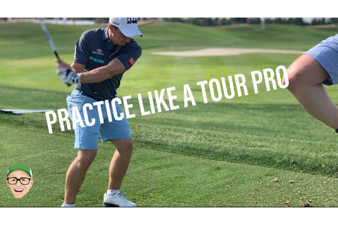 TOUR PRO GOLF GAME FOR ALL GOLFERS - YouTube