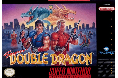 Super Double Dragon (USA) ROM