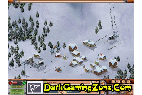 Ski Park Tycoon Game - Free Download Full Version For PC
