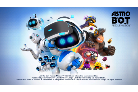 Recensione Astro Bot: Rescue Mission | PlayStation VR ...