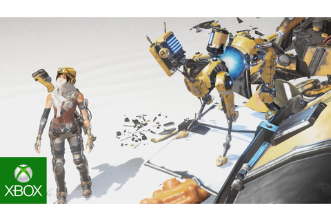 ReCore Launch Trailer - YouTube