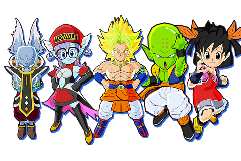 Dragon Ball Fusions |OT| HA!! - NeoGAF