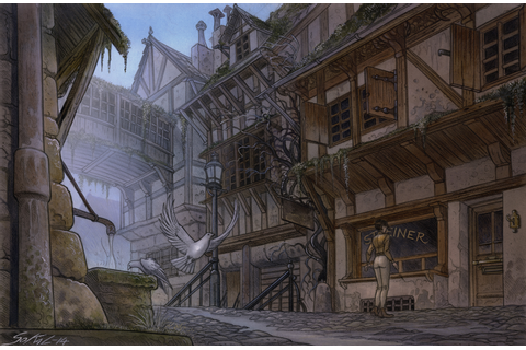 Syberia 3: New gameplay footage and release date announced ...