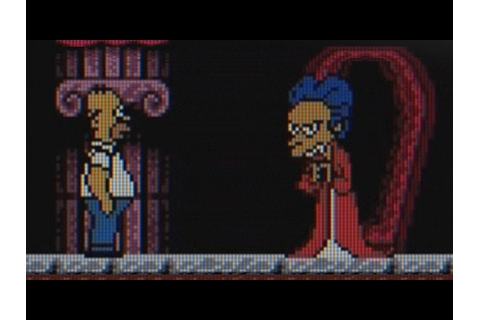 The Simpsons: Night of the Living Treehouse of Horror (GBC ...