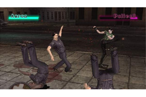 Beat Down: Fists of Vengeance Game | PS2 - PlayStation