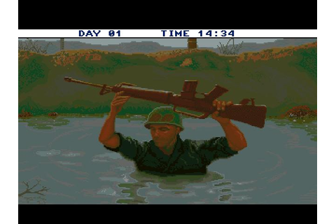 Lost Patrol, The Download (1990 Amiga Game)