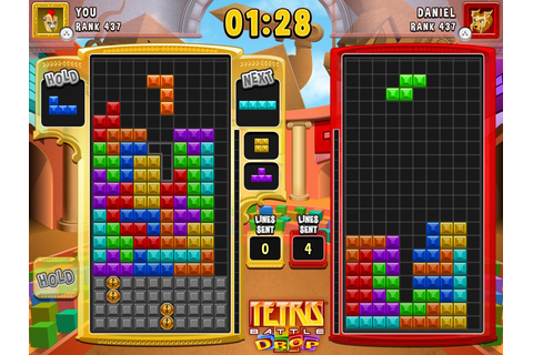 How to Keep Your Cool in Tetris Multiplayer | Tetris