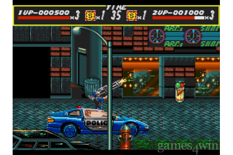 Streets of Rage. Download and Play Streets of Rage Game ...