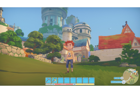 My Time at Portia Alpha 2.0 file - Indie DB
