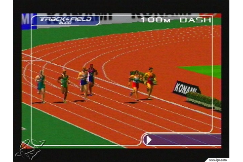 International Track and Field 2000 Screenshots, Pictures ...