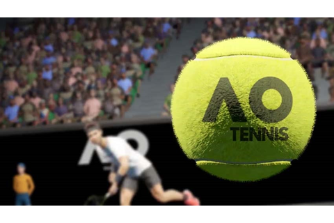 AO Tennis announced for PS4 and Xbox One, ready to serve ...