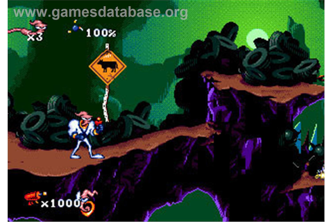 Earthworm Jim Game - Bing images