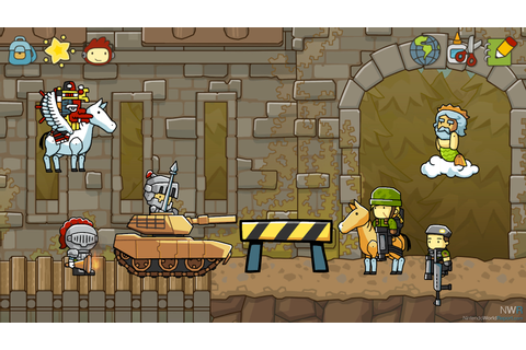 Scribblenauts Unlimited Review - Review - Nintendo World ...