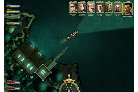 Sunless Sea by Failbetter Games — Kickstarter
