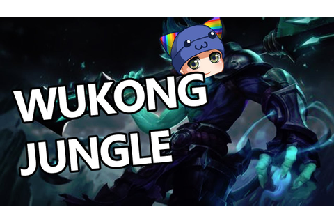 League of Legends - Wukong Jungle - Full Game Commentary ...