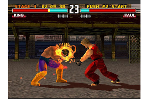 Tekken 3 full pc game free download | PC And Modded ...