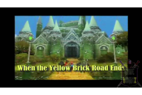 The Wizard of Oz: Beyond the Yellow Brick Road (DS ...
