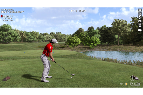 Download Jack Nicklaus Perfect Golf Full PC Game
