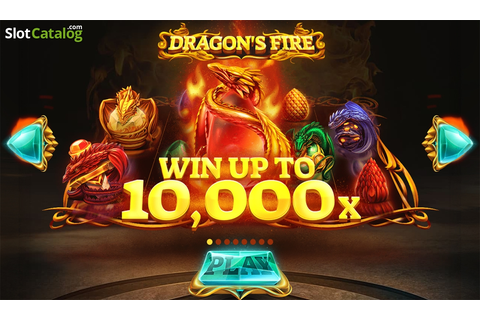 Dragon's Fire Slot ᐈ Claim a bonus or play for free!