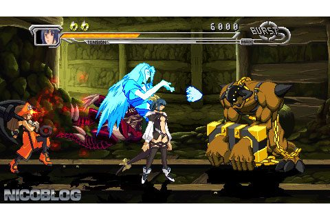 Guilty Gear Judgment (USA) PSP ISO | Cdromance