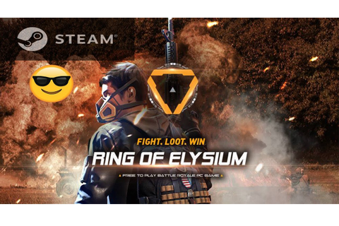 How to download Ring of Elysium from steam in any country ...