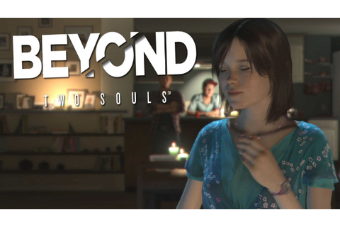 HOW TO BE AWKWARD AT A PARTY | Beyond: Two Souls [2] - YouTube