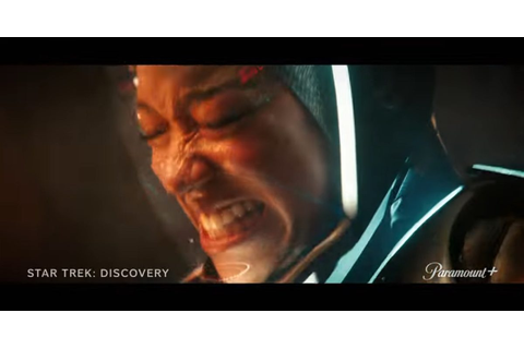 Star Trek: Discovery Releases Season 4 Teaser; Set for ...