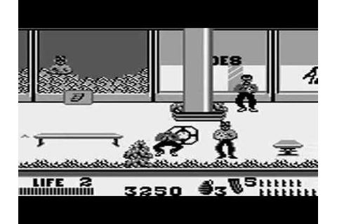 The Punisher : The Ultimate Payback sur Game Boy