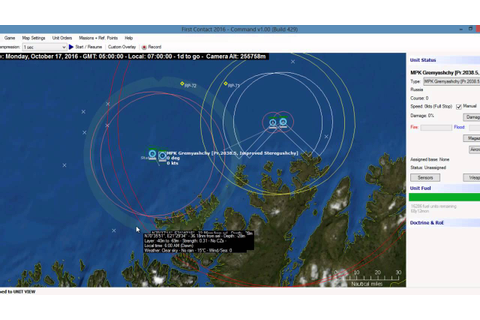 Command - Modern Air/Naval Operations Gameplay Demo - YouTube