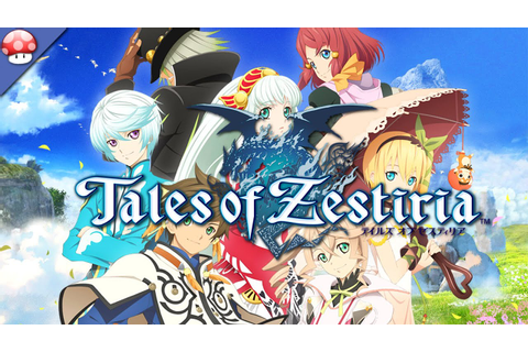 Tales of Zestiria Gameplay PC HD [60FPS/1080p] - YouTube