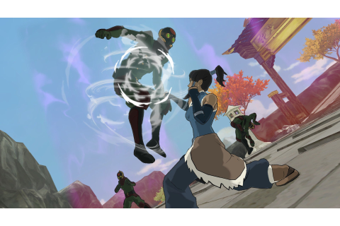 The Legend of Korra: The Game Review - IGN