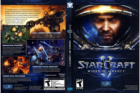 StarCraft II: Wings of Liberty-PC Download – Free to Games