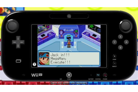 Mega Man Battle Network 5 Team Colonel / Team ProtoMan Wii ...
