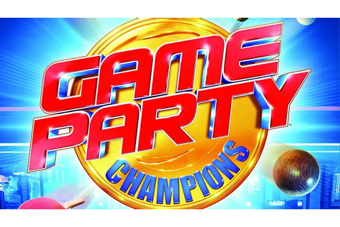 GAME PARTY CHAMPIONS Launch Trailer - YouTube