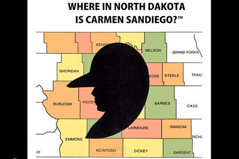Who Remembers 'Where in ND is Carmen Sandiego?' [VIDEO]
