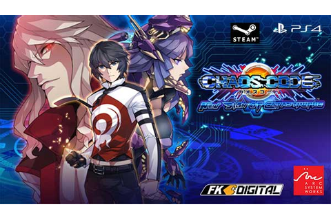 Chaos Code: New Sign of Catastrophe Hits Steam & PS4 This ...