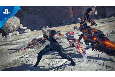 God Eater 3 - Features Trailer | PS4 - YouTube