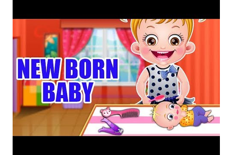 Baby Hazel Newborn Baby | Fun Game Videos By Baby Hazel ...