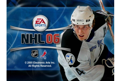 NHL 06 Download (2005 Sports Game)