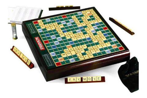 Scrabble Prestige Edition Board Game | Buy online at The Nile