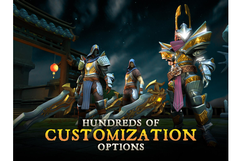 Download Dungeon Hunter 5 - Action RPG on PC with BlueStacks