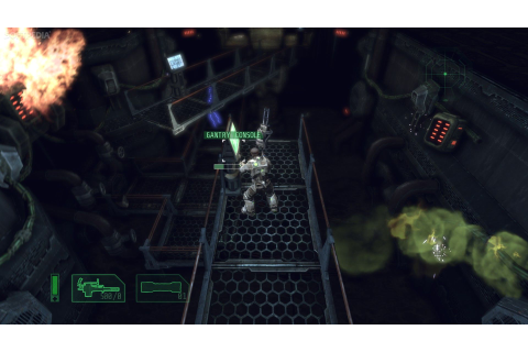 Alien Breed 2: Assault Demo Download