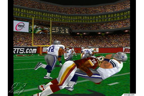NFL GameDay 2001 Screenshots, Pictures, Wallpapers ...