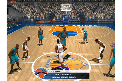 Download FREE NBA Live 2003 PC Game Full Version