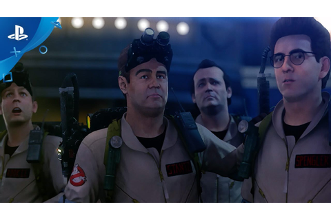 Ghostbusters: The Video Game Remastered - Reveal Trailer ...