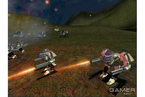 Ground Control: Dark Conspiracy (2000 video game)